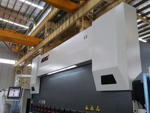 150 تن فشار ترمز 3200mm cnc 150 تن ترمز فشار هیدرولیک با خم شدن 8 میلیمتر