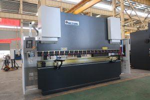 فولاد WC67Y جوش داده شده هیدرولیک nc مطبوعات ابزار قیمت ترمز
