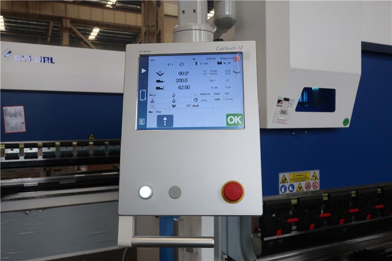 سیستم CNC CybTouch 12 PS 2D