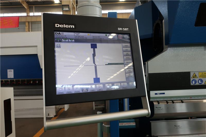 سیستم CNC Delem DA58T 2D