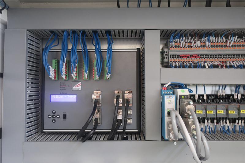 3.Lazersafe PCSS سری PLC Safety