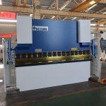 300 تون هیدرولیک nc مطبوعات دستگاه ترمز 5M با صدور گواهینامه ایمنی CE