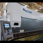 4 محور ماشین تراشکاری CNC تراش 175 تن x 4000mm تاج زنی با موتور CNC