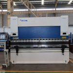 ترمز فشار هیدرولیکی تراش WC67K، قیمت CNC خم ماشین