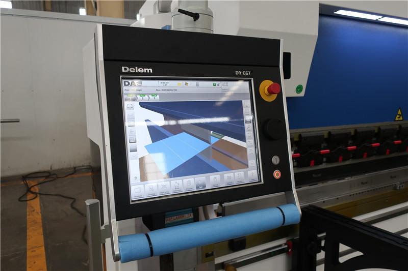 سیستم CNC DELEM DA66T 3D