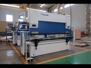 6 محور ماشین تراش CNC مطبوعات 100 تن 3200mm