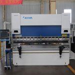 WC67K 200t cnc فولاد خم کن ماشین 6m فولاد ورق فشار ترمز ماشین در نرخ کم برای صادرات