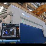 8 محور CNC پرس هیدرولیک ترمز 110 تن 3200mm