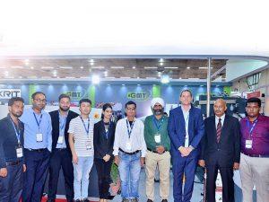 Accurl در نمایشگاه هند در سال 2016 شرکت کرد
