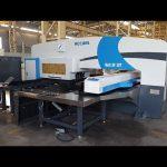 دستگاه سانتریفیوژ با استفاده از سروو کنترل کننده CNC 50 تن برای دستگاه پانچ سروو CNC