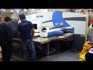 با کیفیت بالا سروو cnc هیدرولیک بلبرینگ پانچ مطبوعات ماشین آلات
