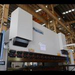 هیدرولیک NC مطبوعات ترمز / ورق فلز خم ماشین MB7-125Tx3200