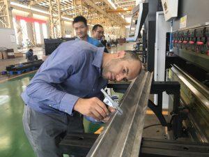 ماشین آزمایشگاه ایران در کارخانه ما 2