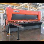غلتک کارشناسی ارشد با CNC هیدرولیک گیوتین شرس MS8-10x4000mm