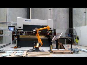 ترمز مطبوعات CNC روباتیک برای سیستم سلول خمش روباتیک