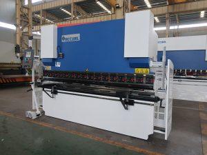 ترمز فشار هیدرولیک WC67Y، دستگاه خم کن مس، دستگاه خم کن CNC