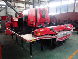 EASY-FAB P25 siemens، کنترل پنوماتیک کنترل پنل CNC، دستگاه پانچ، پرس پانچ