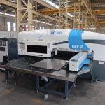 CNC ماشین آلات مشت زدن به برجک، دستگاه سوراخ اتوماتیک پانچ، CNC پانچ پرس قیمت