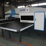 MAX-SF-30T تولید CNC ماشین آلات پانچ هیدرولیک پانچ مطبوعات با Amada ابزار برجک پانچ کنترل Fanuc