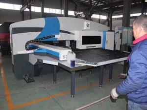 CNC مطبوعات پانچ استفاده می شود