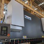 CNC NC اتوماتیک هیدرولیک افقی نوار باریک فولاد ورق فلز برش و خم کن مطبوعات قیمت ماشین آلات برای فروش