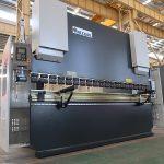 سیستم جدید estun e21 سیستم مطبوعاتی ترمز دستی 6mm ورق فلز خم ماشین