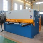 قیمت ماشینکاری QC12Y-6X2500 cnc هیدرولیک نوسان تیغه دستگاه برش
