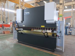 هیدرولیک CNC ترمز 100/3200 delem DA41 سیستم کنترل