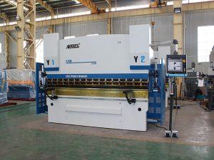 دستگاه برش گیوتین و ترمینال فشار هیدرولیک CNC برای فروش