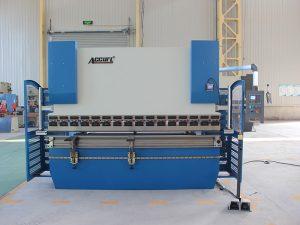 300T * 4000 سنگین 4 محور da52s cnc ترمز مطبوعات