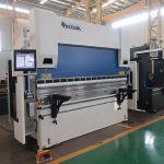 دستگاه خمش WC67Y-100T / 3200، دستگاه خمش ورق هیدرولیک