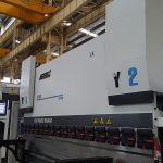 ترمز پرس هیدرولیک هیدرولیک 6 محور 200 تن 3100 میلیمتر برای CNC backgauge XR Z1 محور Z2