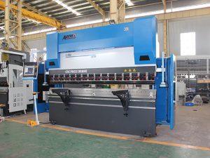 WC67Y 40t / 2000 ورق فلز ورق فلز خم کن بزرگ مطبوعات دستگاه ترمز