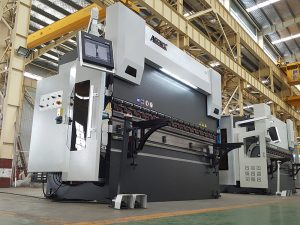 ورق فلز خم 100t / 3200 فلزی استاد مطبوعات ترمز