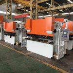 مواد ساختمانی مواد ورق فولادی wc67y 300 تن 5000mm پرس ترمز عرضه کننده در چین