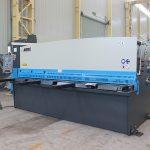 هیدرولیک ورق فلزی گیوتین برش CNC برش برای صفحات فلزی، ماشین برش فلز
