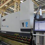 ترمینال CNC طراحی ترمینال، CNC مطبوعات ترمز ماشین خم شدن