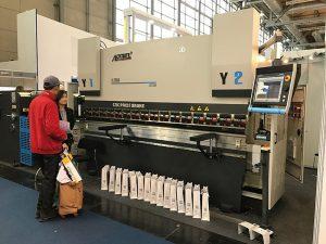 CNC هیدرولیک صفحه خم ماشین طراحی ترمز مطبوعات با سرویس خوب است
