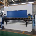 فولاد صفحه 7 محور 400 تن 6000 MM cnc مطبوعات دستگاه ترمز خمش با CE و CQC