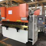 تراس فشار هیدرولیک CNC برای قاب درب (WC67Y-63TX2500)