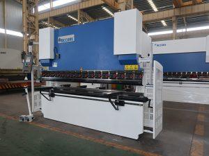 ترمز فشار هیدرولیکی nc 40ton 2200 با کنترل کننده عددی E21S به فیلیپین