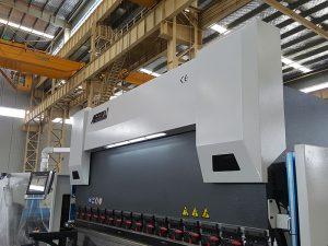 سروی الکتریکی 55 تن cnc دستگاه ترمز با 5 سال گارانتی
