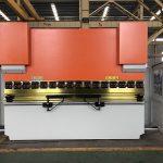 ترمز فشار هیدرولیک CNC تراکم 3200 میلیمتر WC67K-160T، ترمز فشار برای فروش، ترمز پرس کوچک با da41