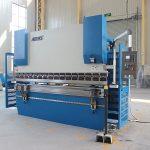 ماشین Wc67K 100t زیمنس سروو خمش ورق فلز CNC ترمز فشار هیدرولیک با کنترل Da41